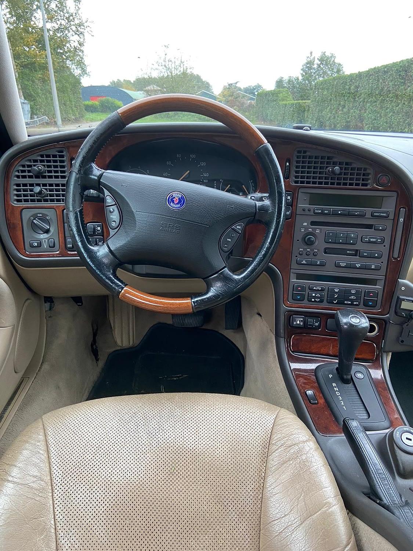 Auto kopen Saab 9-5